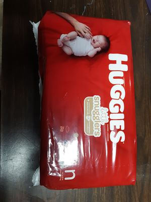 Huggies diapers for Sale in Apex, NC