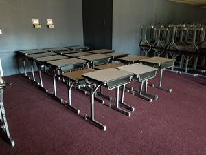 Adjustable School Classroom Desks for Sale in Atlanta, GA