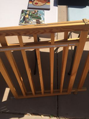 Wooden gate for children or pets for Sale in Goodyear, AZ