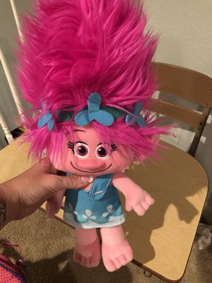 Trolls doll new never played w for Sale in Jupiter, FL