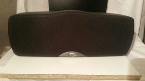 Klipsch Synergy C1 Center Channel speaker excellent condition for Sale in Marietta, GA