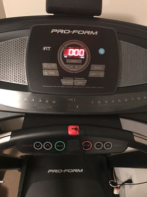 Pro-Form ifit treadmill like new!!!! for Sale in Puyallup, WA