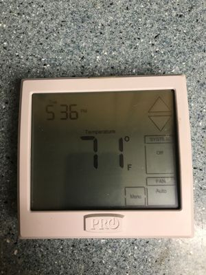 Thermostat pro digital for Sale in Rancho Cucamonga, CA