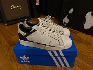 Adidas Superstar Reverse (Exclusive) for Sale in Denver, CO