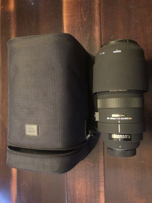 Sigma DG 120-400mm f4.5-5.6 APO HSM for Nikon for Sale in West Bloomfield Township, MI