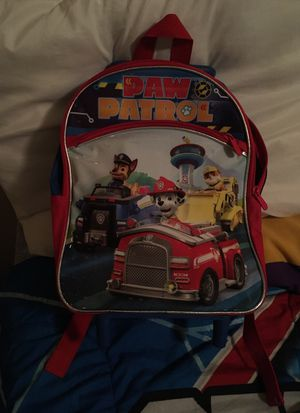 Paw patrol rolling back pack for Sale in North Las Vegas, NV