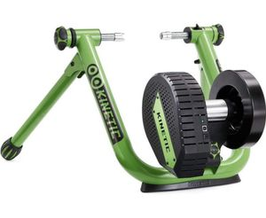 Kinetic Road Machine Smart Control Bike Trainer + Accessories for Sale in Jersey City, NJ