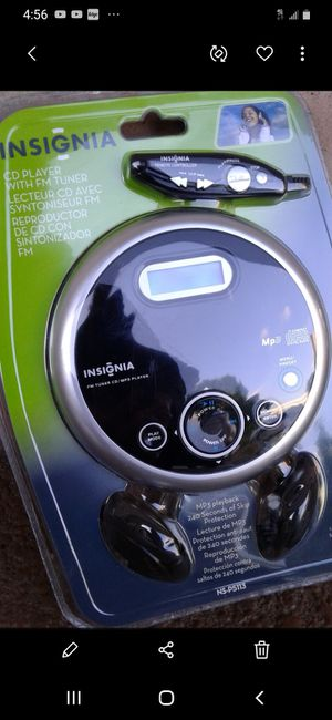 BRAND NEW CD PLAYER $25. for Sale in Dallas, TX