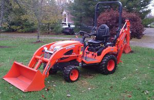Tractor 2016 Kubota BX 25 D 4x4 for Sale in New York, NY