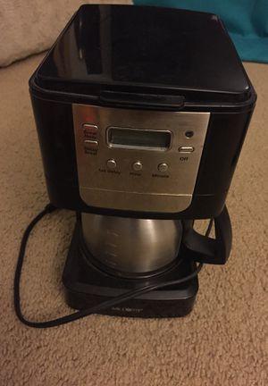 Mr. coffee coffee maker $5 obo for Sale in Fullerton, CA