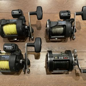 Fishing Reels 3 Line Counters for Sale in Battle Ground, WA