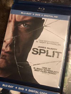 Split Blu-ray DVD for Sale in Gardena, CA