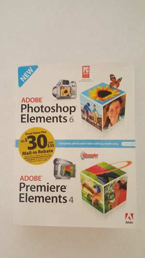 Photoshop software for Sale in Albuquerque, NM