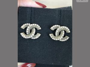 1000000% Authentic Chanel Earrings for Sale in Darnestown, MD