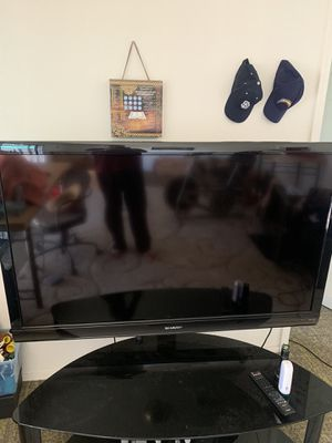 Sharp tv 60 in good work for Sale in Spring Valley, CA