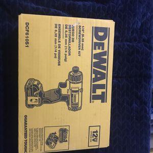 Dewalt Impact Driver Brand New for Sale in Albuquerque, NM