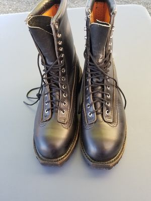 boots in very good condition ready for work size 9.5 for Sale in Snohomish, WA