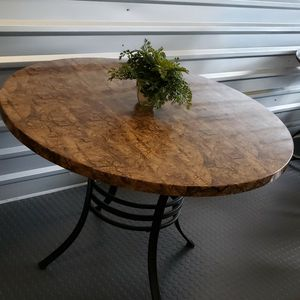 Round dining table only ( Sturdy ) for Sale in Olympia, WA