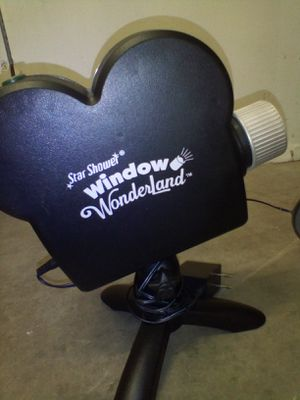 Window wonderland ... Projector toy for Sale in Santa Ana, CA