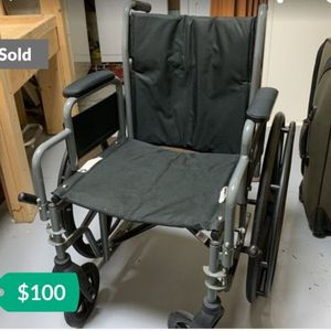 Wheel Chair Foldable for Sale in Virginia Beach, VA