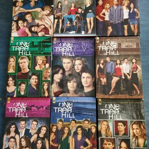 Seasons 1-9 DVD SET Of One Tree Hill for Sale in Randolph, WI