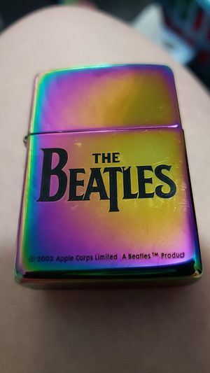 2003 Beatles Zippo for Sale in Florence, KY