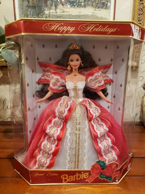 Special Edition Happy Holidays Barbie for Sale in Lakewood, CO