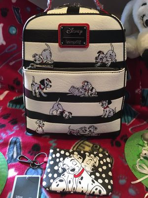 Loungedly Disney 101 Dalmatian for Sale in Columbia, MO
