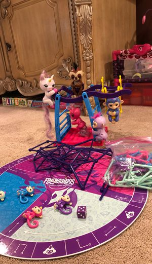 Fingerlings play set for Sale in La Puente, CA