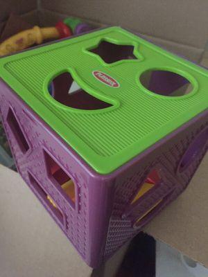 Playskool shape block for Sale in Santa Monica, CA