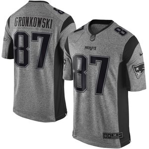 NEW ENGLAND PATRIOTS GRIDIRON GREY JERSEY for Sale in Gloucester, MA