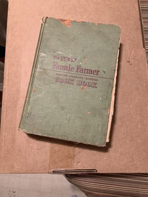 Fannie Farmer 1951 book for Sale in Perryville, MD