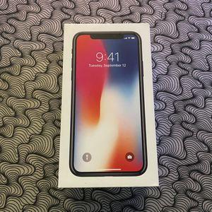 iPhone X for Sale in Huntington Beach, CA