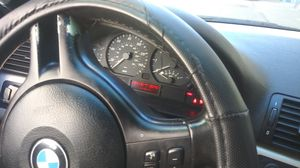BMW325I 2001 RUNNERREALLY NICE CAR THAT NEEDS A GOOD HOME WORK THATS NEEDED IS DRIVERS SIDE WINDOW WATER PUMP, THERMOUSAT, ALL HOSES, COOLANT OVERFLOW for Sale in San Francisco, CA