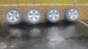 2002 Dodge Ram 1500 Rims &Tires for Sale in Reading, PA