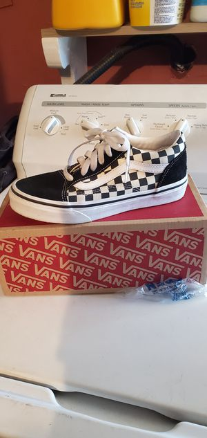Vans size 3 for Sale in Stockton, CA