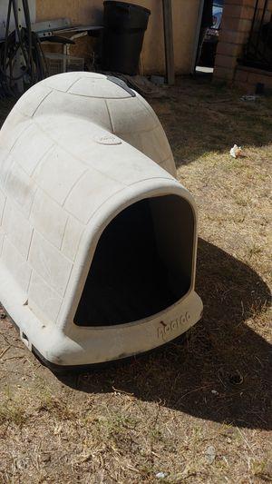 Igloo dog house for Sale in Pomona, CA