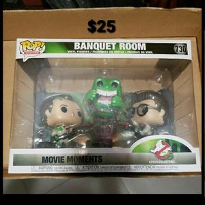 Banquet Room - Ghost Busters Funko Pop for Sale in Pompano Beach, FL