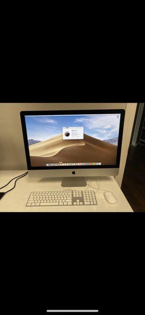 "Apple 27"" 2013 iMac Quad Core i7 32gb RAM 1TB Mojave 2gb Dedicated Graphics for Sale in Grayslake, IL"
