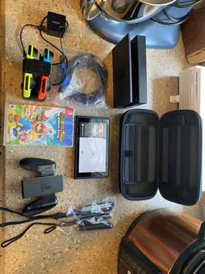 Nintendo switch bundle for Sale in Mount Holly, NJ