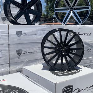 GIOVANNA WHEELS & TIRES PACKAGES - Lowest Prices In Socal - Brand New Inventory-Many Styles & Sizes to Choose - Buy Today For Only $39 Down ! for Sale in La Habra, CA