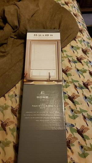 blinds brand new never out of box for Sale in Chesapeake, VA