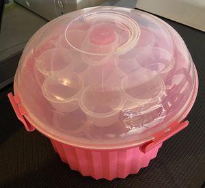 Cupcake storage container for Sale in Woodbridge, VA