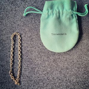 Tiffany & Co. Oval Link Bracelet for Sale in Los Angeles, CA