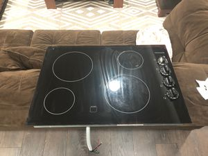 Electric top stove for Sale in Arlington, VA