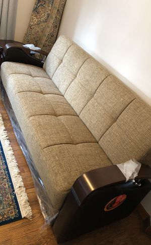 BRAND NEW FUTON COUCHES for Sale in Dearborn, MI