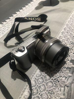 Sony Alpha a5000 20.1MP Digital Camera - w/ E PZ OSS 16-50mm Lens for Sale in Irvine, CA