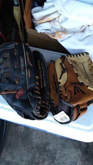 Baseball/softball gloves for Sale in Phoenix, AZ