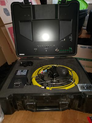 LIKE NEW PLUMBERS CAMERA/ AC INSPECTION VIDEOSCOPE for Sale in Grand Haven, MI