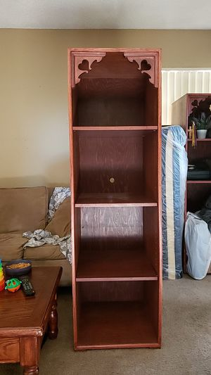 Bookshelves and tvstand for Sale in Riverside, CA
